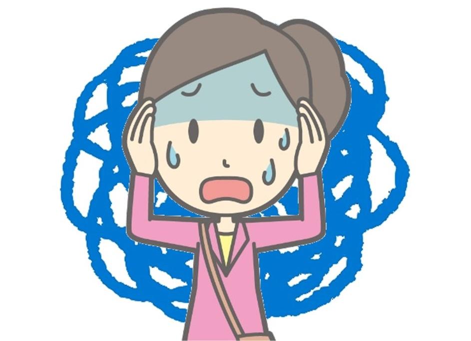 ストレスから適応障害